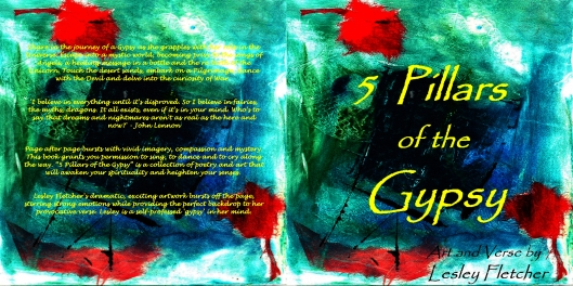 full cover 5 Pillars of the Gypsy REDONE 18 x's 9