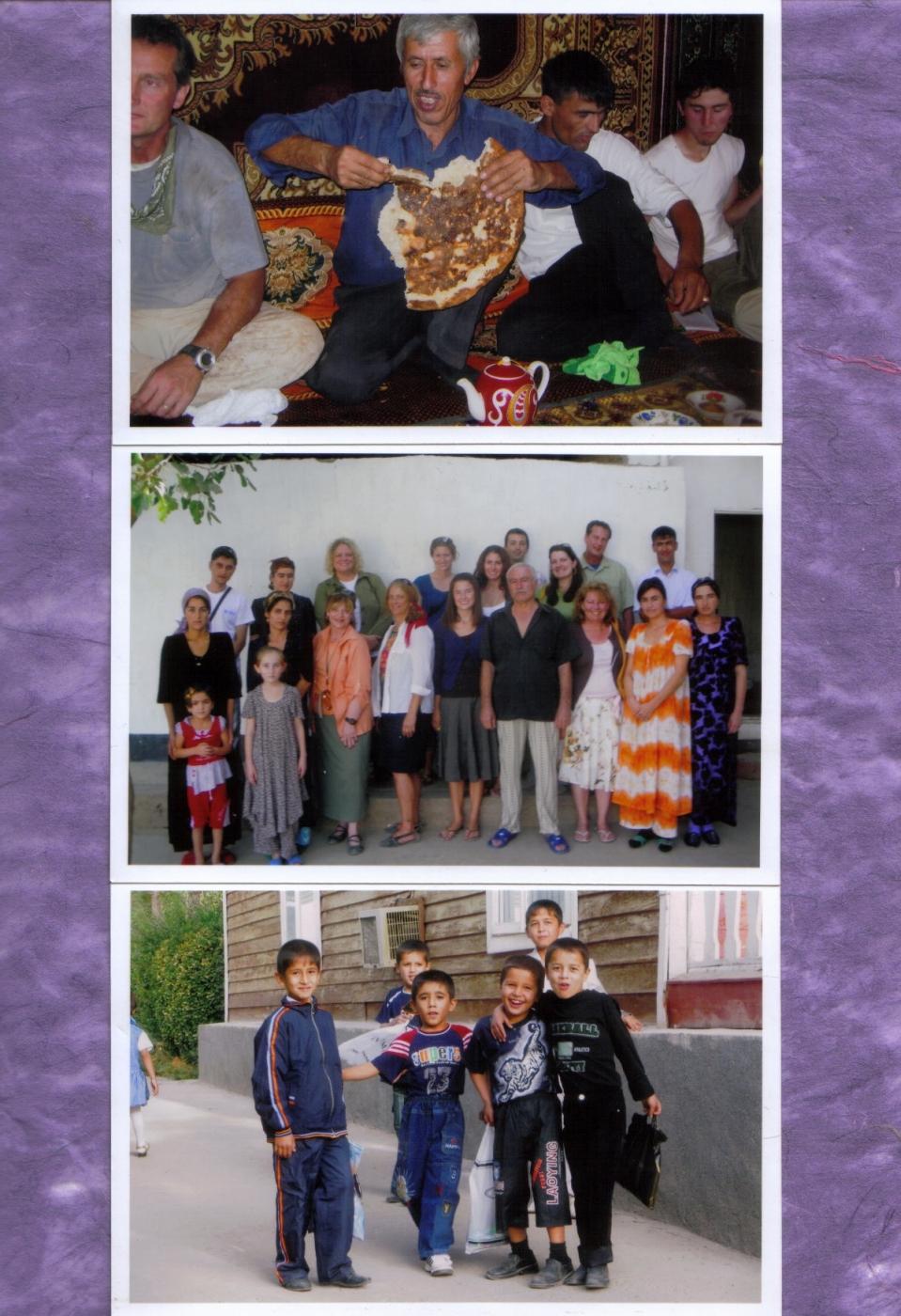 bread eid group kids photos TJ people