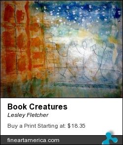 book creatures