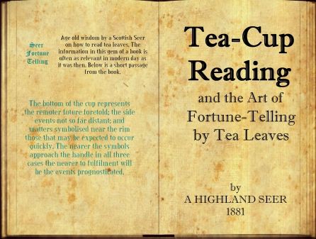 complete vintage book TEA
